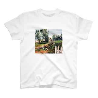 プリンスエドワード島の旅・2 T-shirts