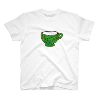 グラフィティー T-shirts