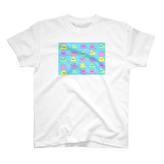 めんだこず T-shirts