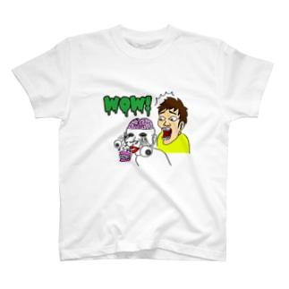 Mr.ブレインマン T-shirts