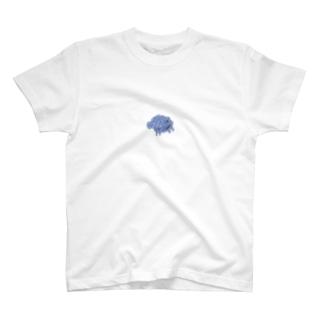 川に流される羊 T-Shirt