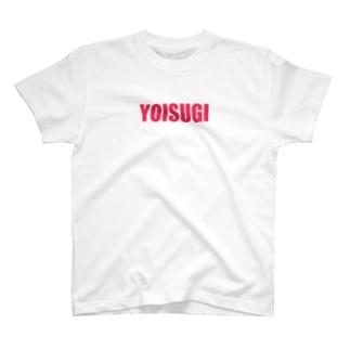 YOISUGI-Tシャツ T-shirts