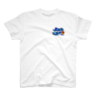 Crewロゴシリーズクラウン T-Shirt