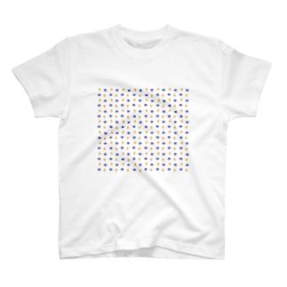 【麻雀ファングッズ】牌の後ろ姿 T-shirts
