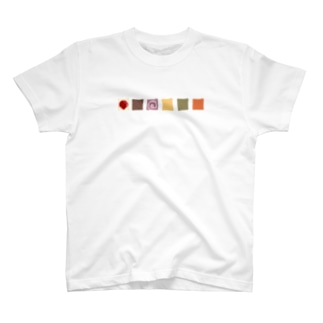 しょくぱんズ T-shirts
