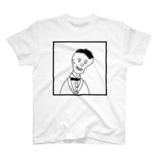 ウェイター T-shirts