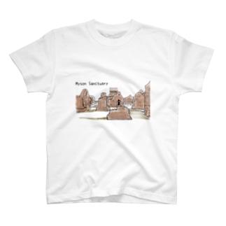 ミーソン聖域 T-shirts
