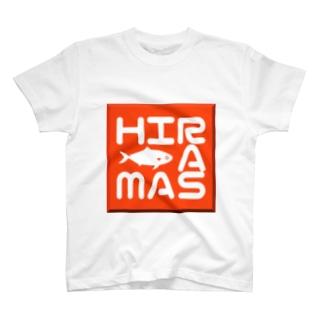 HIRAMASA(Basic) T-shirts