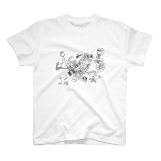 Horse T-shirts