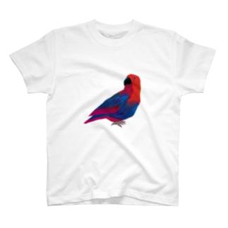 オオハナインコ T-shirts