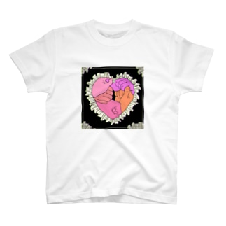 ぎゅう T-shirts