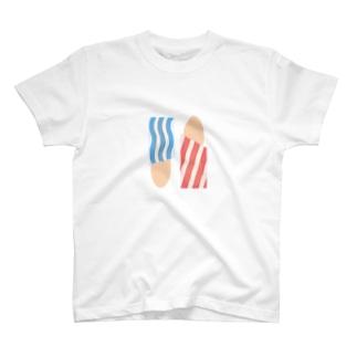 アイスをすくうやつ T-shirts
