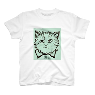ミイちゃん 2 T-shirts