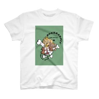 BOKURANOTEオリジナルTシャツ T-shirts
