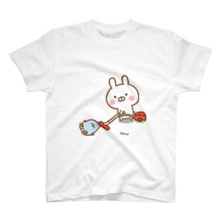 おそうじおそうじ♪ T-shirts