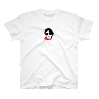 なつみフェイス T-shirts
