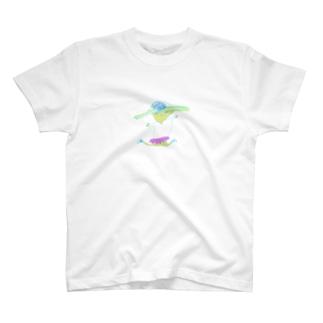 だつもうまえのjpg T-shirts