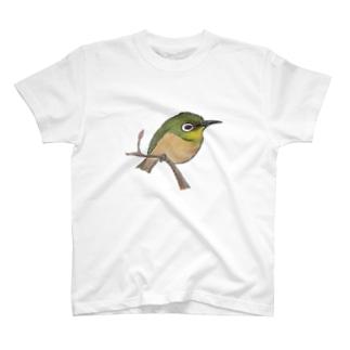メジロちゃん T-shirts