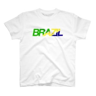 Ola'! BRAZIL T-shirts