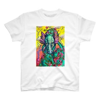 Dragonne  ドラゴンヌ T-shirts