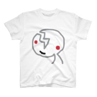 n3のなんか怖いやつ T-shirts