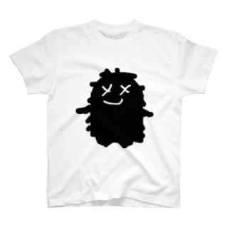 モジャモジャな感じのやつ T-shirts