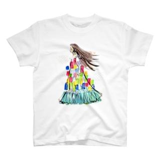 オリジナルアマビエ T-shirts