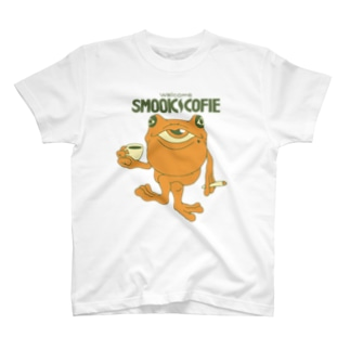 SMOOK COFIE / COLOR T-shirts
