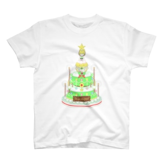 メレンゲドールの王子様とクリスマスケーキ Tシャツ