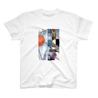 スパンコール T-shirts