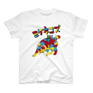 ミケネコズ T-shirts