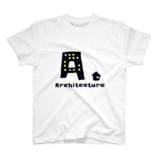 Architecture. T-shirts