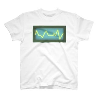 ロボによくついてる機械的なアレ T-shirts