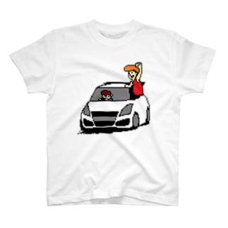 不遇の32(すのーほわいと) T-shirts