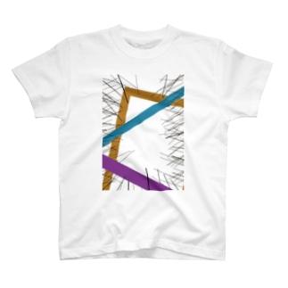 焦燥感 T-shirts