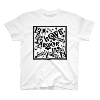 ロック2 T-shirts