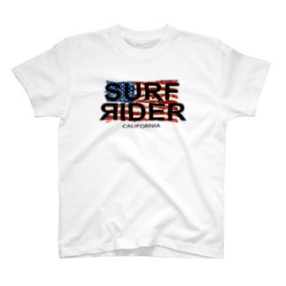 SURF RIDER T-shirts