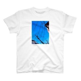 Wave8284の晴天 T-shirts
