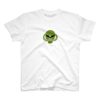 ザクザクのザックザク T-shirts