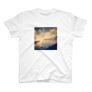 ゆうやけこやけ4 T-shirts