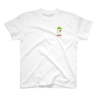 LOVE坊主ファンシーver T-Shirt