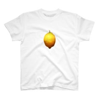 素敵なレモン T-shirts