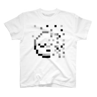 消える Tシャツ