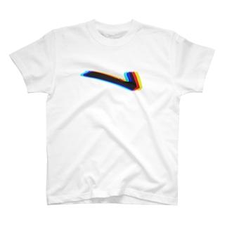 L logo T-shirts