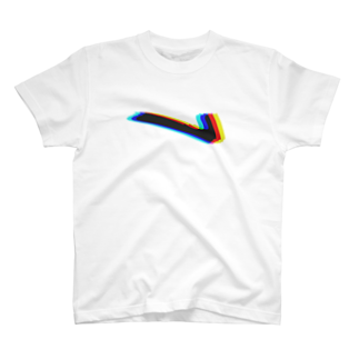 L.D.PのL logo T-shirts