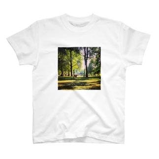 きといぬ T-shirts