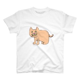 左向きの動物 T-shirts