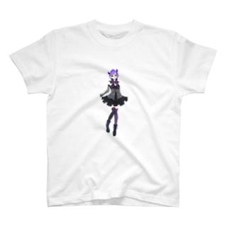 Vステッカー T-shirts