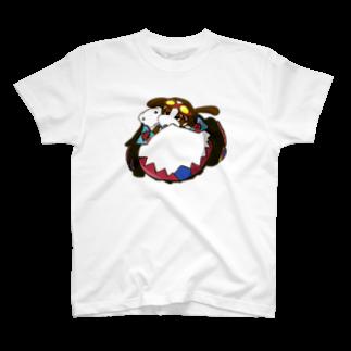 すあだショップのわんたんマシーン(カラー) T-shirts