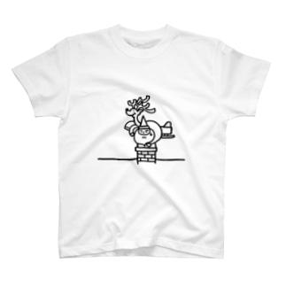サンタサイズ T-shirts